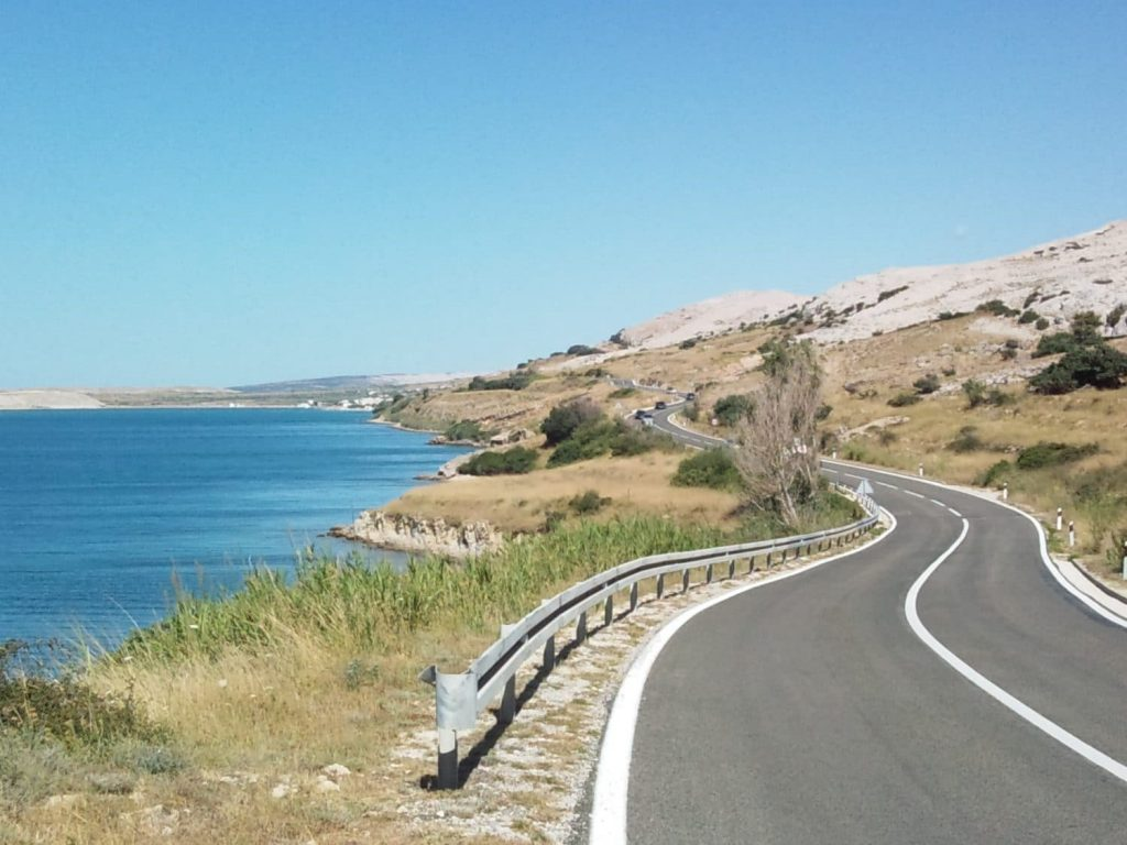 Motorcycle winter ride on Adriatic coast 2016 - ROCKERMOTO.COM