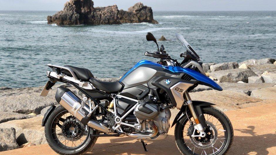 bmw r 1250 gs 2019 rocker moto rent adriatic. Black Bedroom Furniture Sets. Home Design Ideas